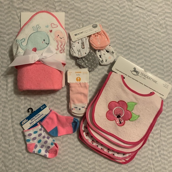 Girls Accessory Package